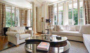 Neuilly Sur Seine : Villa Borghèse