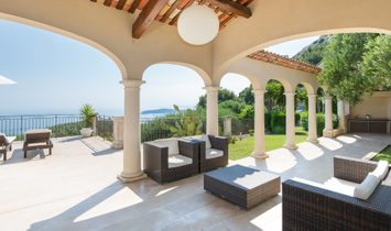 Seasonal rental - Villa Cap-d'Ail
