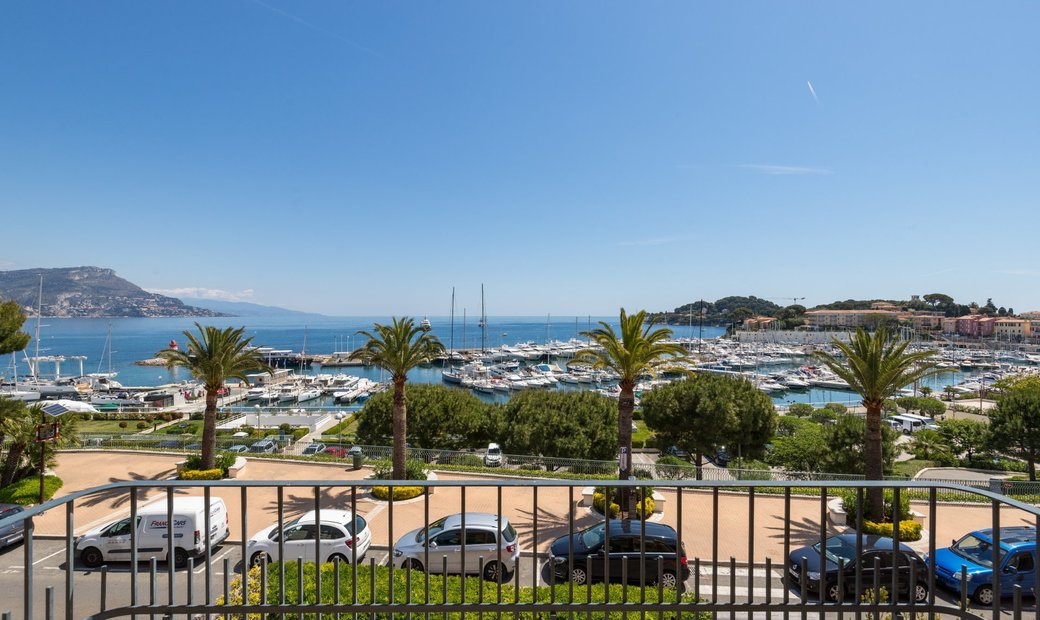 Sale - Apartment Saint-Jean-Cap-Ferrat