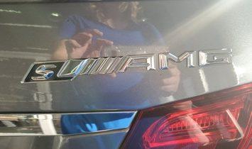 2016 Mercedes-Benz E-Class E 63 S AMG® 4MATIC®