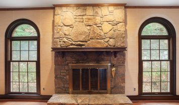 Custom Built Brick Home In Sought After River Chase