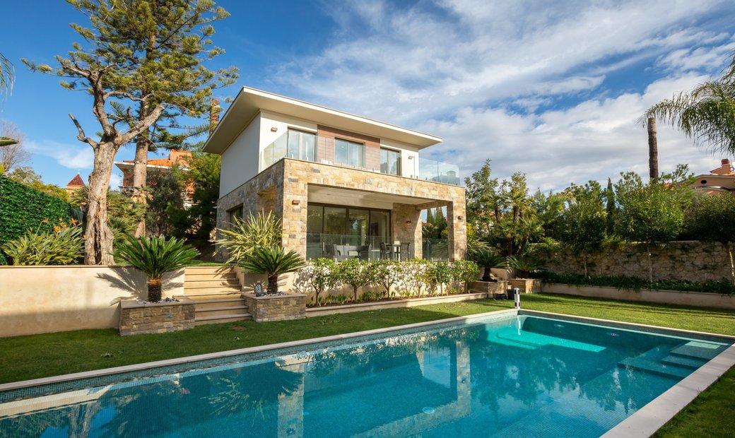 Seasonal rental - Villa Saint-Jean-Cap-Ferrat
