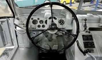 1962 Mercedes-Benz Unimog 404S