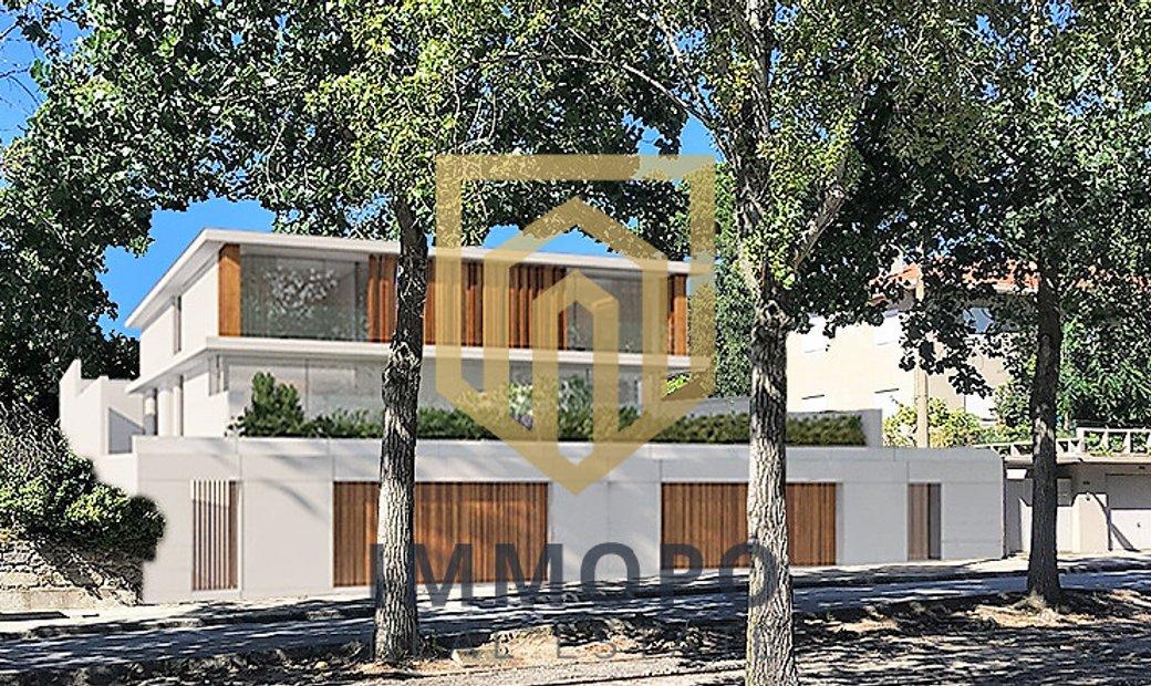Semi-detached house T4 Sell em Aldoar, Foz do Douro e Nevogilde,Porto