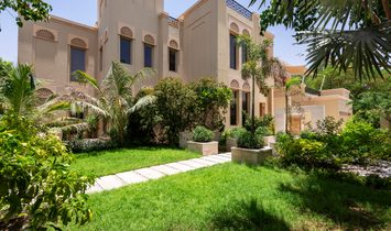Stunning Family Home In Al Barari Ready To Move In