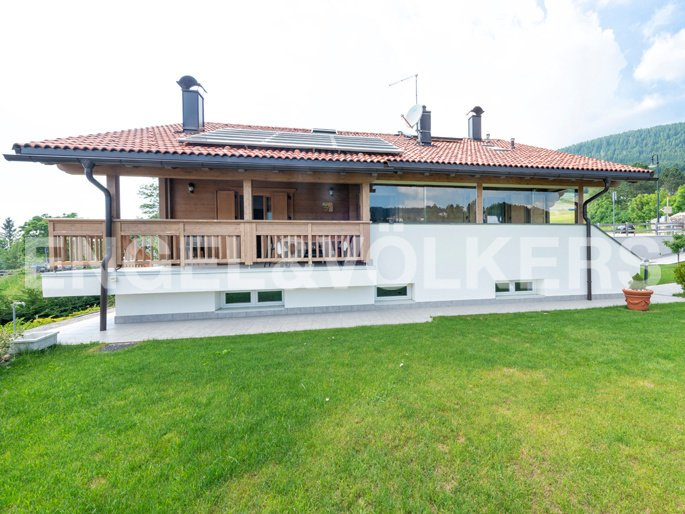 Villa in Trentino-South Tyrol, Italy 1