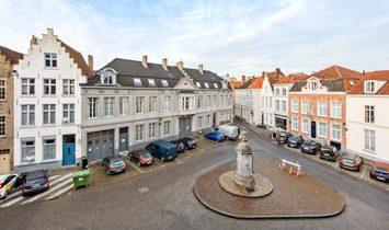 Charming townhouse on St-Jansplein!