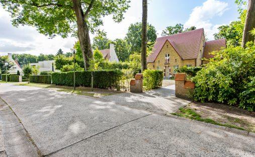 Villa in Bruges, Flanders, Belgium