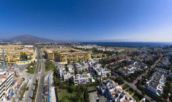 BEACHSIDE CONTEMPORARY LUXURY VILLAS IN SAN PEDRO MARBELLA