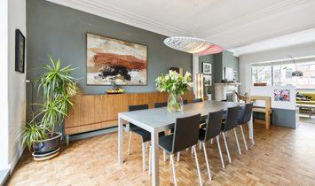 Unique renovated interbellum home in Bruges.