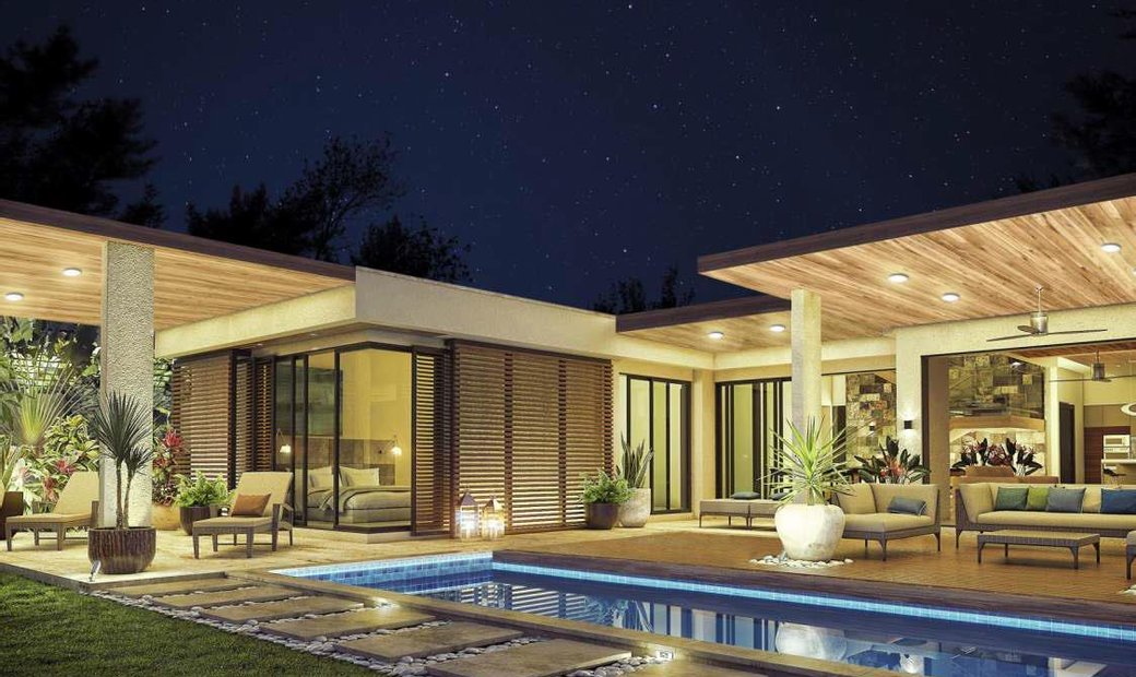BEAUTIFUL LUXURY VILLAS PROJECT AT GRAND BAIE- MAURITIUS