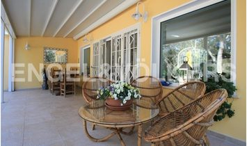 Splendid fancy Villa into the heart of the National Park of Circeo