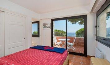 Seasonal rental - House Roquebrune-Cap-Martin