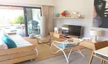 MONT CHOISY - Contemporary townhouse at the end of a private domain - 3 bedrooms