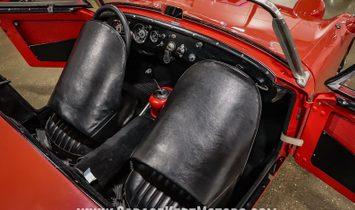 1961 Austin-Healey Sprite Bugeye