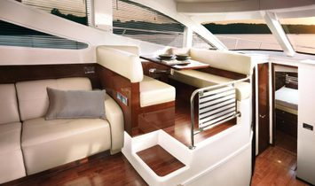 Sea Ray 450 Sedan Bridge