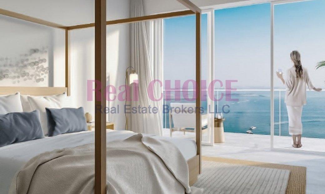 2 Bedrooms Full Marina View La Vie at JBR