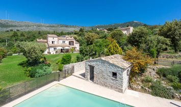 Seasonal rental - House Peille
