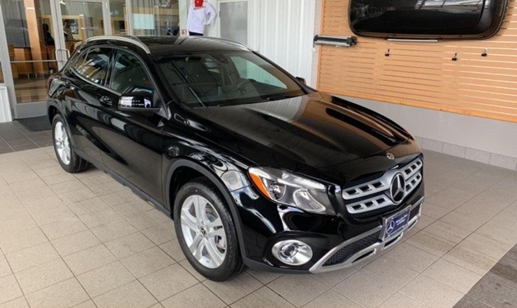 2019 Mercedes-Benz GLA GLA 250 4MATIC®