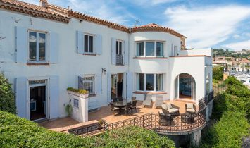 Seasonal rental - House Saint-Jean-Cap-Ferrat