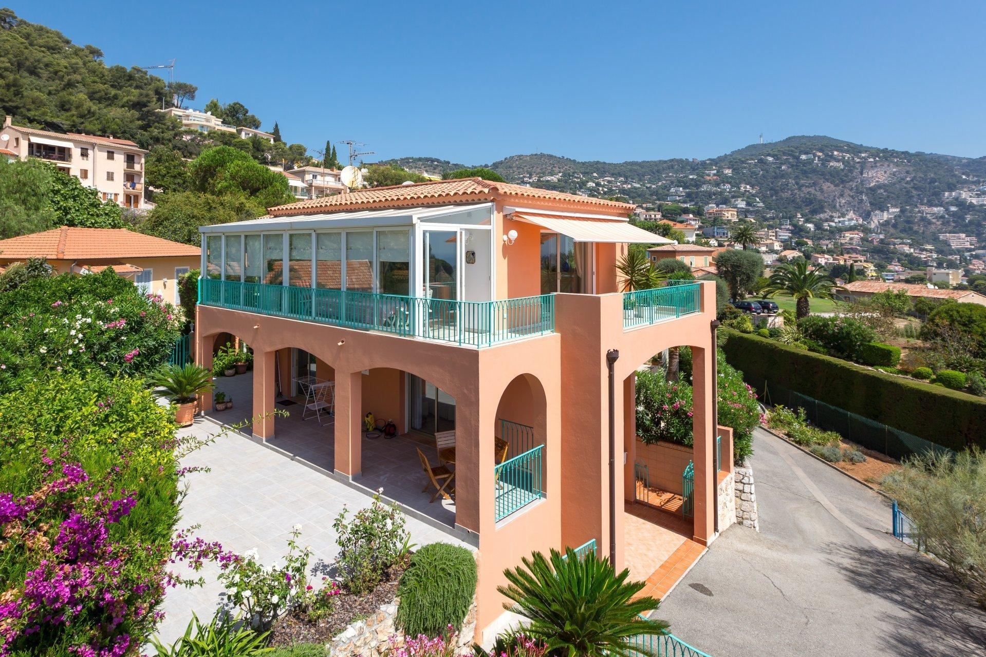 Villa in Villefranche-sur-Mer, Provence-Alpes-Côte d'Azur, France 1