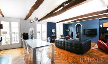 Sale - Apartment Paris 3rd