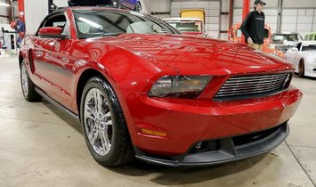2011 Ford Mustang GT California Special