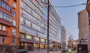 Apartment Without Finishing In Tverskoy Residential Complex