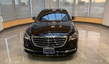2019 Mercedes-Benz S-Class S 450 4MATIC®