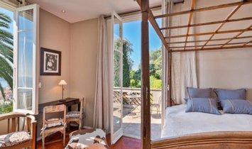 Seasonal rental - Villa Beaulieu-sur-Mer