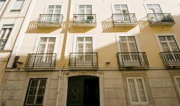 Condo/Apartment - T4 - For Rent/Lease - Santa Maria Maior, Lisbon