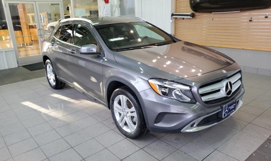 2016 Mercedes-Benz GLA GLA 250 4MATIC®
