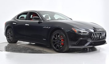 MASERATI GHIBLI GRANSPORT GH350RS19