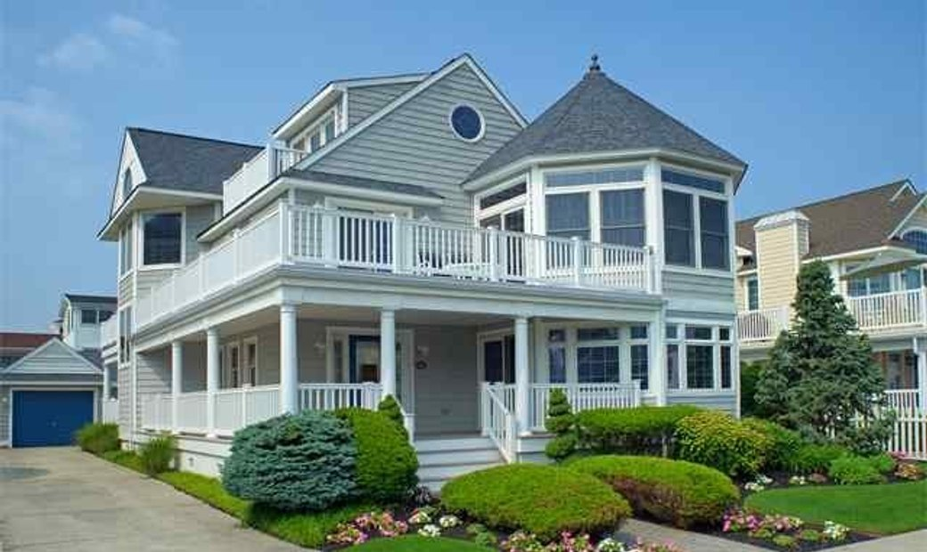 Single Family, Upside Down, Contemporary, Three Story - Avalon, NJ