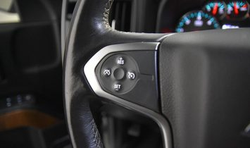 2017 Chevrolet Silverado 1500 Crew Cab LTZ Pickup 4D 5 3/4 ft