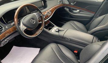 2014 Mercedes-Benz S-Class S 550 4MATIC®