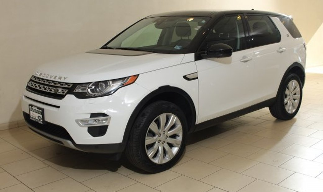 Land Rover Discovery Sport HSE LUX