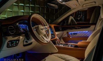 BENTLEY BENTAYGA W12 SPEED