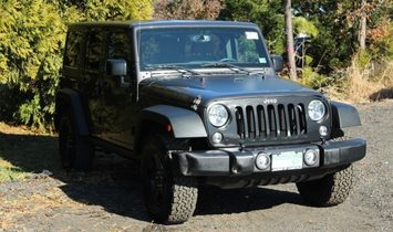 Jeep Wrangler Unlimited Big Bear