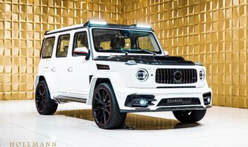 MERCEDES-BENZ G 63  AMG BY MANSORY