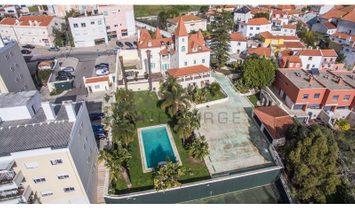 Lux Villa. Lisbon
