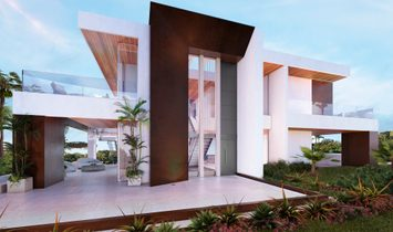 MODERN AND LUXURY VILLA LOCATED IN EL PARAISO  ESTEPONA