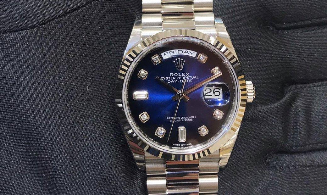 Rolex Day-Date 36 - 128239A