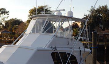 Whiticar 48 Custom Sportfish