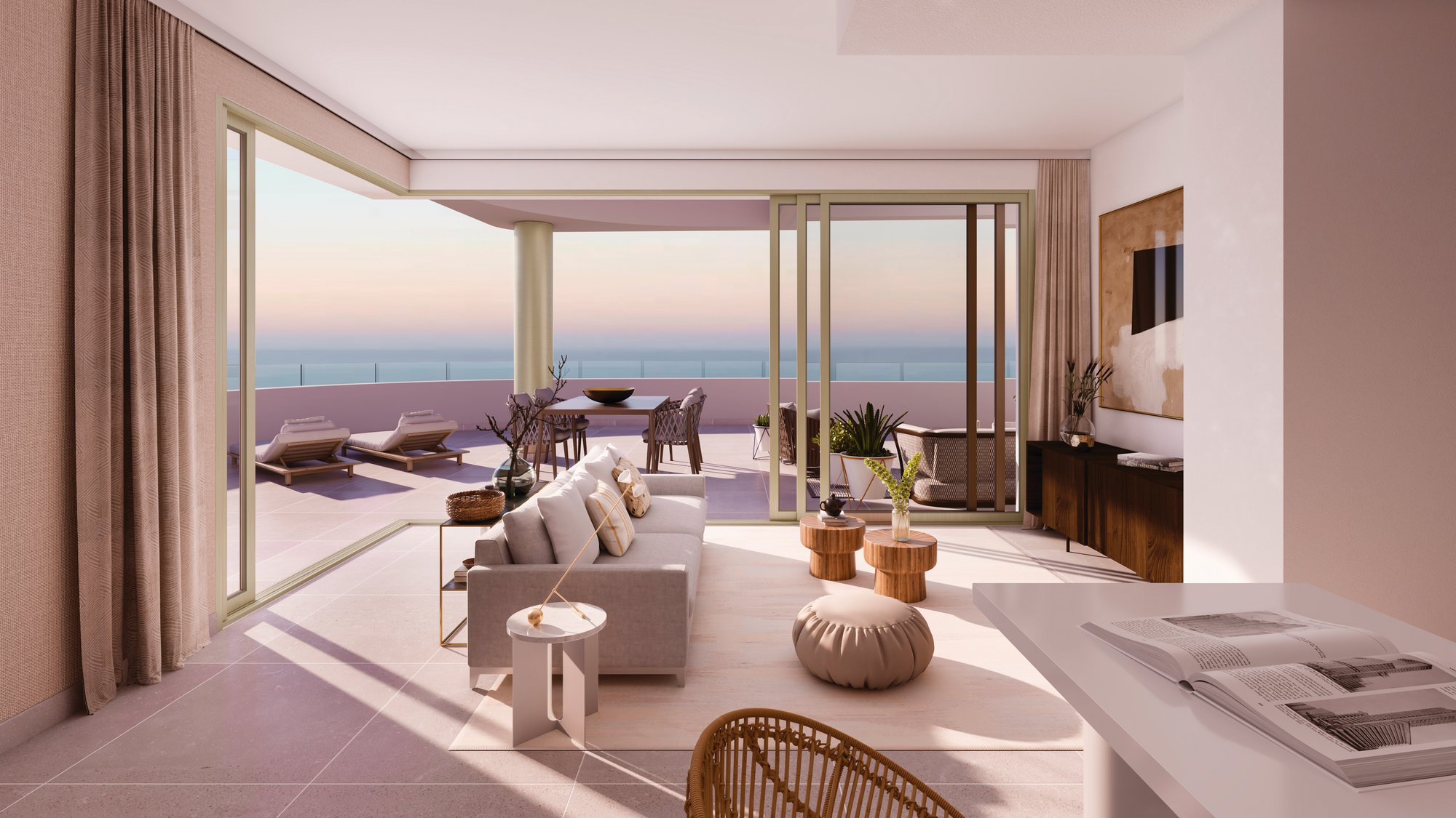 LUXURY APARTMENTS AND PENTHOUSES IN MIJAS COSTAS MALAGA in ...