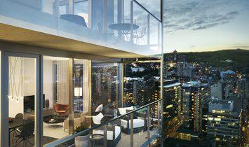 Penthouse #1452 | Quinzecent Condominium In Montreal