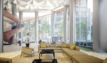 Piazza Navona Penthouse At Victoria Sur Le Park In Montreal