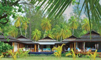 Villa a Desroches Island, Seychelles 1