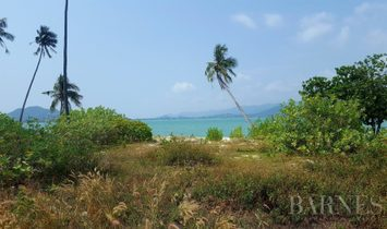 Sale - Plot of land Ko Samui (Bo Phut)