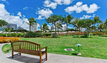 Hawaiki Tower Condo, Kakaako, Ocean Views